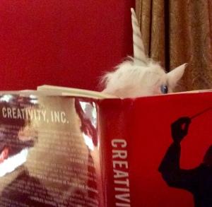 Reading Creativity, Inc makes you a unicorn.
